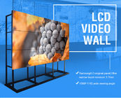 3810x2160 HD 4K Lcd Wall Display Screen 65'' Large Format Seamless 3x3 OLED TV Monitor